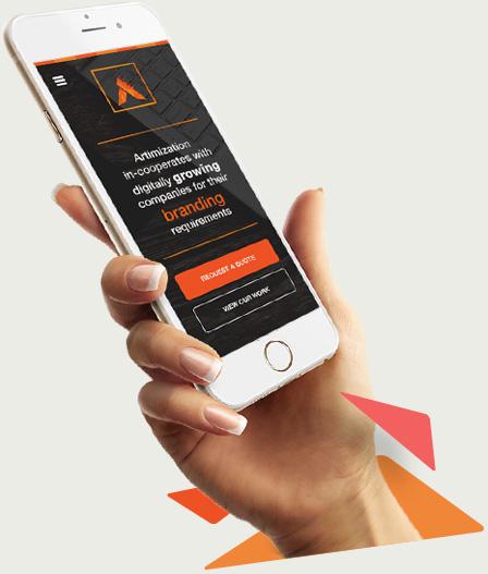 Artimization phone app