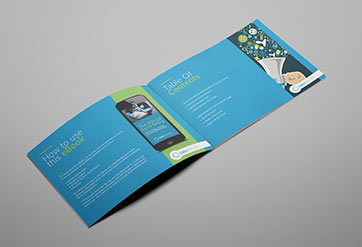 marketing brochure design