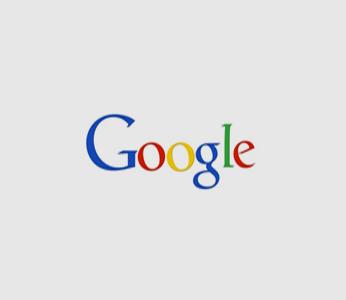 Logo design for google