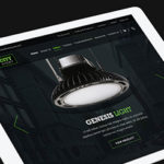 Led website design