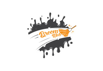 broom mob logo