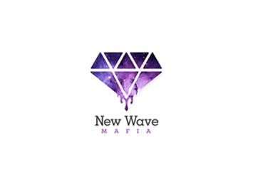 new wave logo