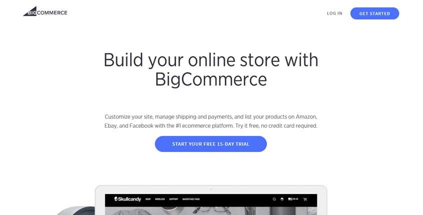 BigCommerce banner