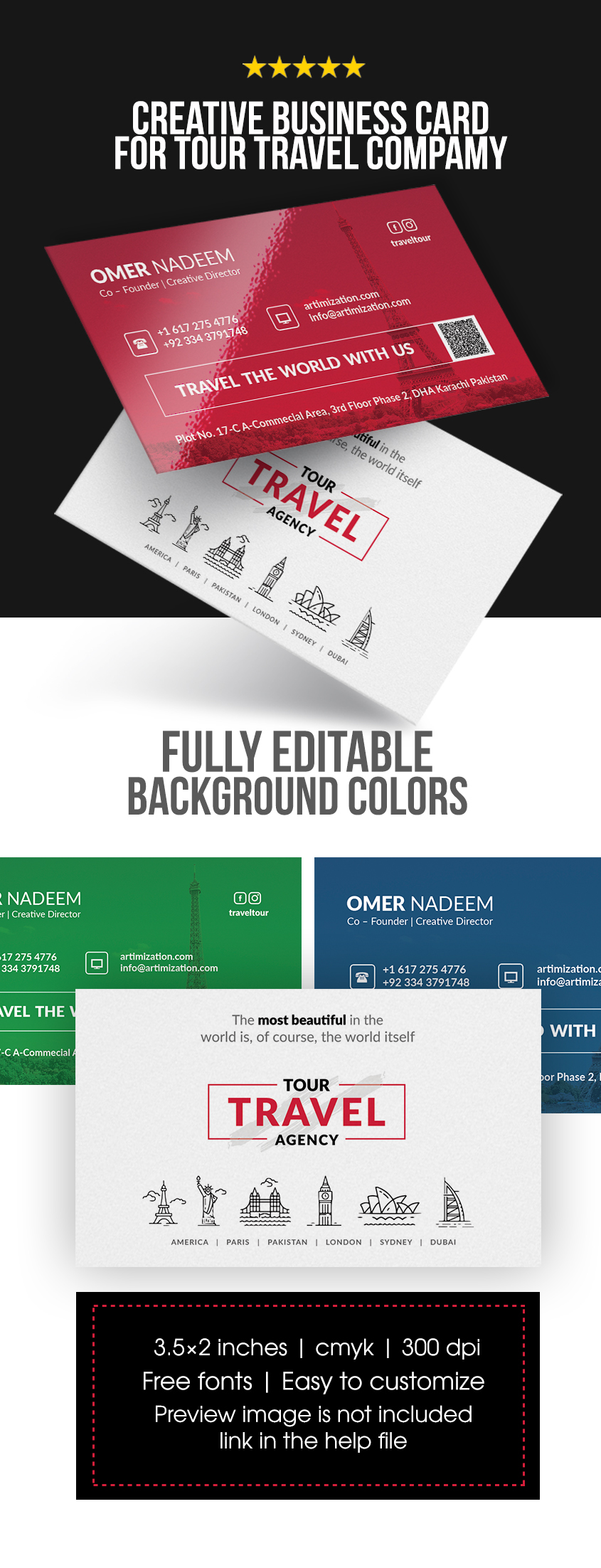 Free Real Estate Business Card Templates Download