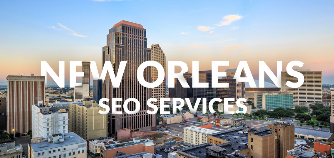 New Orleans seo services