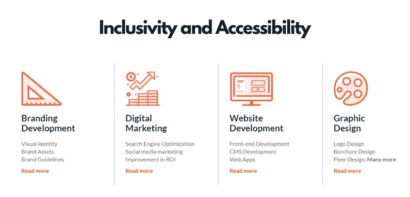 Inclusivity and Accessibility
